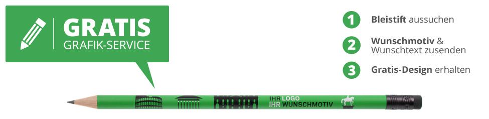 df23a9ebc97b ✎ Bleistifte mit Logo bedrucken lassen | Reidinger.de