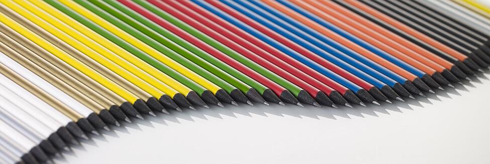 934156aaf996 Edle schwarze Bleistifte für Ihre Werbung | Reidinger.de