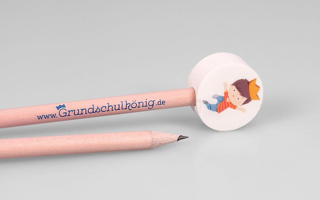 Eraser Pencil Topper