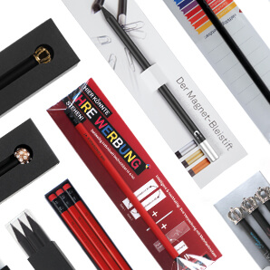 printable packaging for promotional pencils